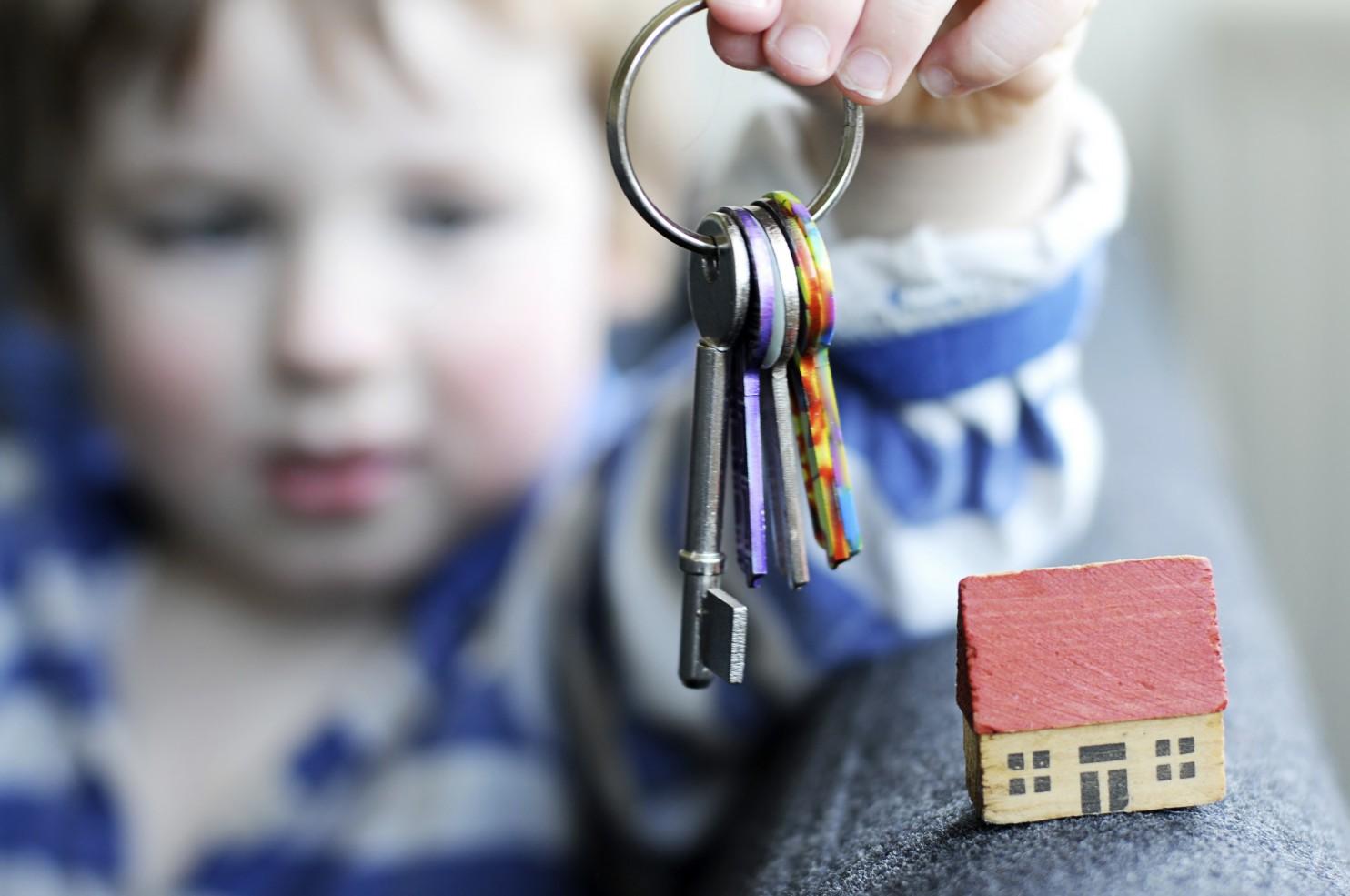 жилищные права детей